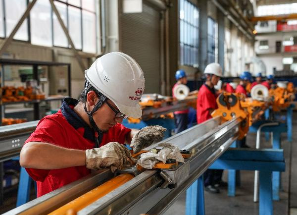 China to build industrial Internet standard system by