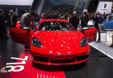 Automaker Porsche SE increases stake in Volkswagen group to over 53 pct