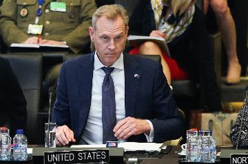 特朗普说沙纳汉不再寻求担任美国国防部长
