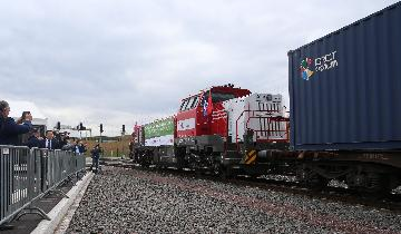 C Chinas Wuhan sees 118 trips of China-Europe freight trains in Q1