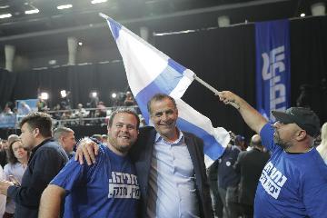 (国际)出口民调:没有政党在以色列议会选举中赢得过半席位