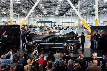 Karma Automotive marches into global luxury electric vehicle market