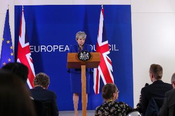 """[专题]欧盟同意""""脱欧""""再延半年"""