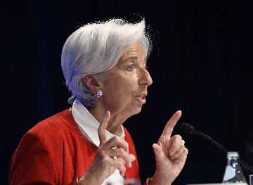 """IMFs Lagarde warns of """"growing concerns"""" over trade tensions"""