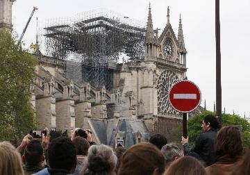 Disney pledges 5 million USD for rebuilding of Notre-Dame Cathedral