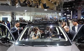 China car sales fall in May