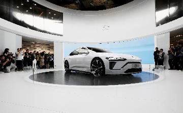 Chinese EV maker NIO extends gains on upbeat delivery outlook for Q2