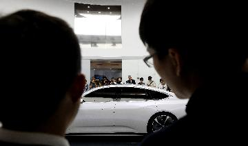 Electric dreams in danger as funding dwindles for Chinas Tesla challengers