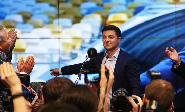 政治新人為何當選烏克蘭總統