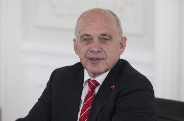 BRI crucial for generations to come: President of Swiss Confederation