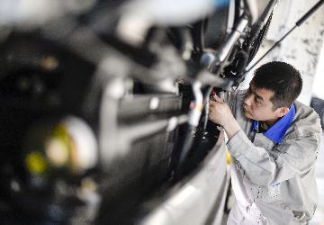 吉林长春:智能制造让东北老工业基地焕发新生