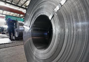 3月份我国钢铁生产库存环比双下降
