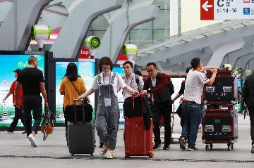 Canton Fair sees more export transactions with OBOR countries, regions
