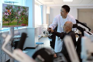 上海養老康復展舉行 海內外企業持續看好中國福祉產業