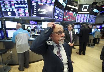 【精选】避险情绪难消 全球市场波动不已