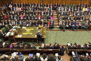 """[專題]特雷莎•梅將第四次攜帶""""脫歐法案""""對陣議會下院:徒增失敗而已"""