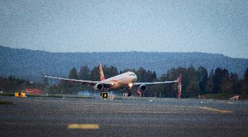 海南航空開通中國直飛挪威航線