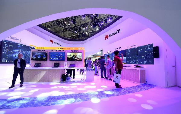 Huawei is No threat, only good partnership -- U S  rural
