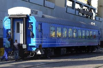 Feature: With Chinese trains rolling, Cuba starts revamping railway system