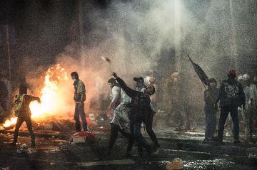 不滿總統選舉結果 印尼警方逮捕69名製造騷亂的嫌疑人