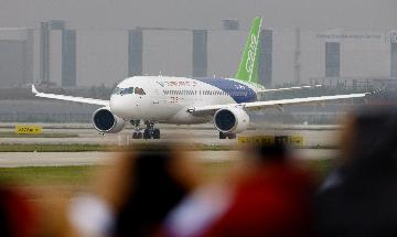 Chinas C919 to enter intensive test flight phase in H2