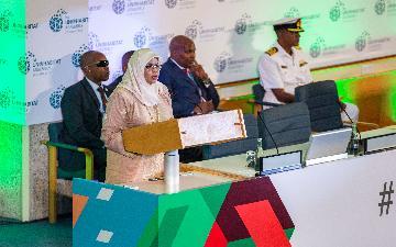 首屆聯合國人居大會召開大會 聚焦全球城鎮化挑戰