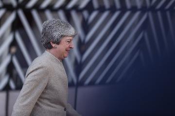 """歐議會選舉中""""最差表現""""加劇英執政黨分裂"""