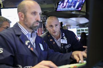 综述:贸易紧张局势升级拖累美股走势
