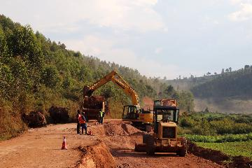 China provides 42 mln USD grant to Rwanda for projects