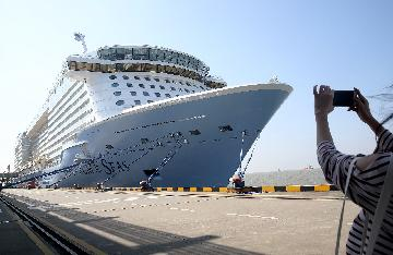 Interview: Expert predicts China to be worlds largest cruise market