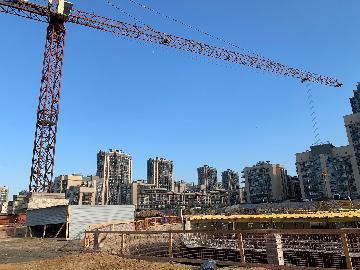"""通讯:中国""""明珠""""闪耀圣彼得堡--记中国大型综合开发项目""""波罗的海明珠"""""""