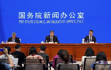 Chinese FM issues alert for safety in U.S.