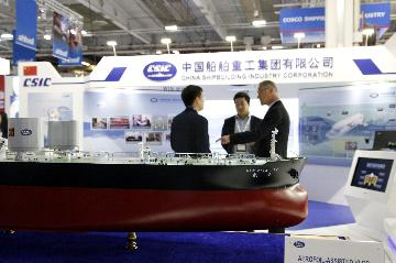 Chinas two shipbuilding giants plan merger