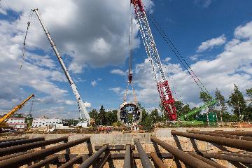 中国铁建在俄签署首份投资合作协议