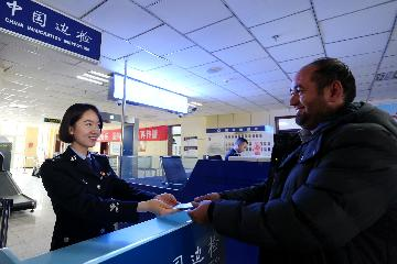 China rolls out measures to facilitate customs clearance