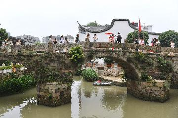 China promotes cultural-relic buildings utilization