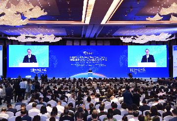 博鼇亞洲論壇全球健康論壇大會在青島開幕  孫春蘭宣讀習近平主席賀信並致辭
