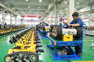 Chinas producer prices up 0.6 pct in May