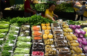 Chinas CPI up 3 pct in September