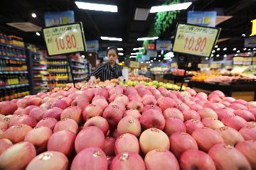 Chinas CPI up 2.8 pct in August