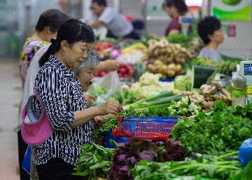 Chinas CPI expected to rise 2.6 pct in June