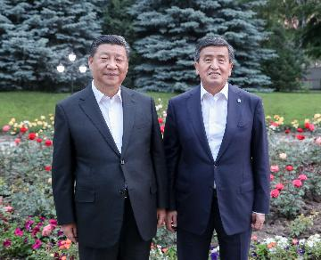 China-Kyrgyzstan ties expected to reach new heights