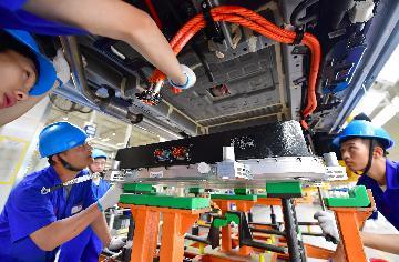 廣州市政府發佈措施促新能源汽車消費
