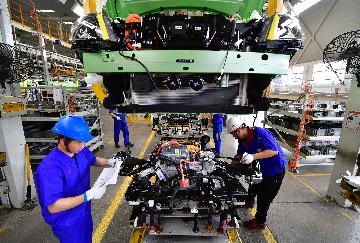 China continues tax exemptions on new energy vehicles purchases