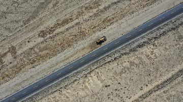 Xinjiang improves highway construction
