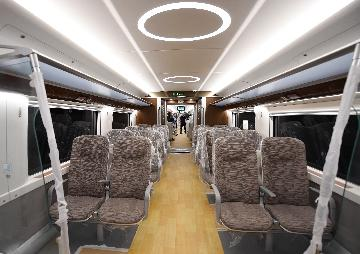 Beijing new airport subway line starts test run