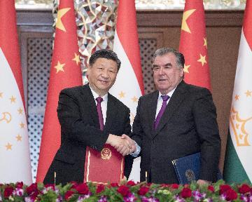 增進兩國友誼 提升合作水準--塔吉克斯坦各界積極評價習近平主席國事訪問成果