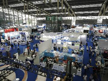 Shanghai sees burgeoning exhibition economy: report