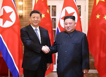 Xi, Kim agree to jointly create bright future of bilateral ties