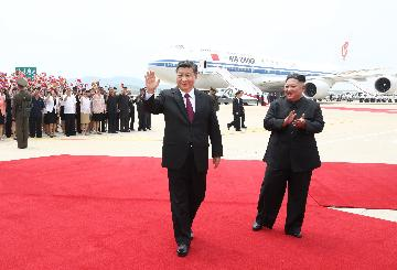 China ready to join DPRK for brighter future of ties : Xi